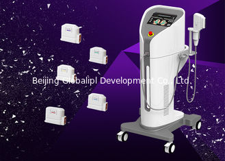 High Performance Hifu Equipment Weight Loss / Wrinkle Removal Facial Skin Hifu Ultrasonic