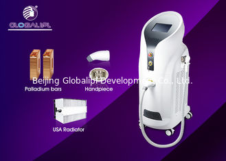 Porcellana water+air+semiconductor cooling system hair removal diode laser machine fornitore