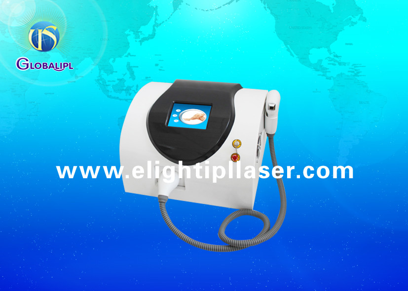 Portable Facial Diode Laser 808nm Hair Removal Machine With Intelligent System Control
