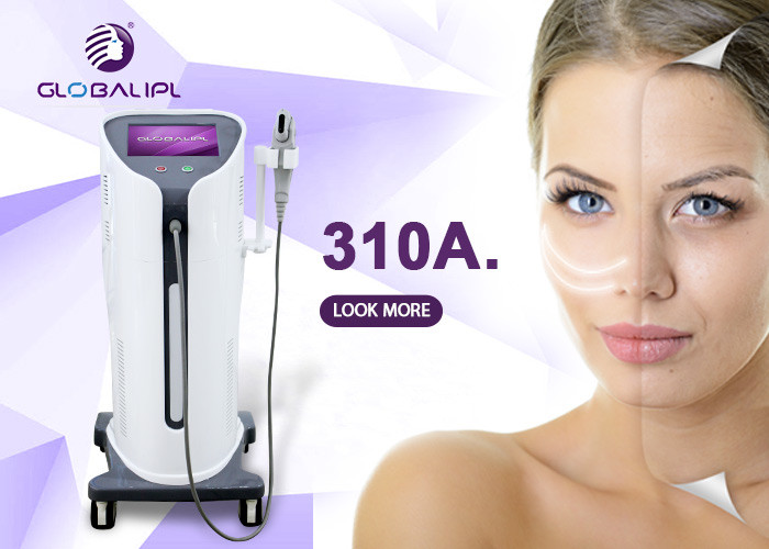 Wrinkle Removal Skin Rejuvenation Equipment Face Lifting Hifu Vertical Equipment